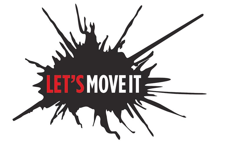 Let's Move It -logo