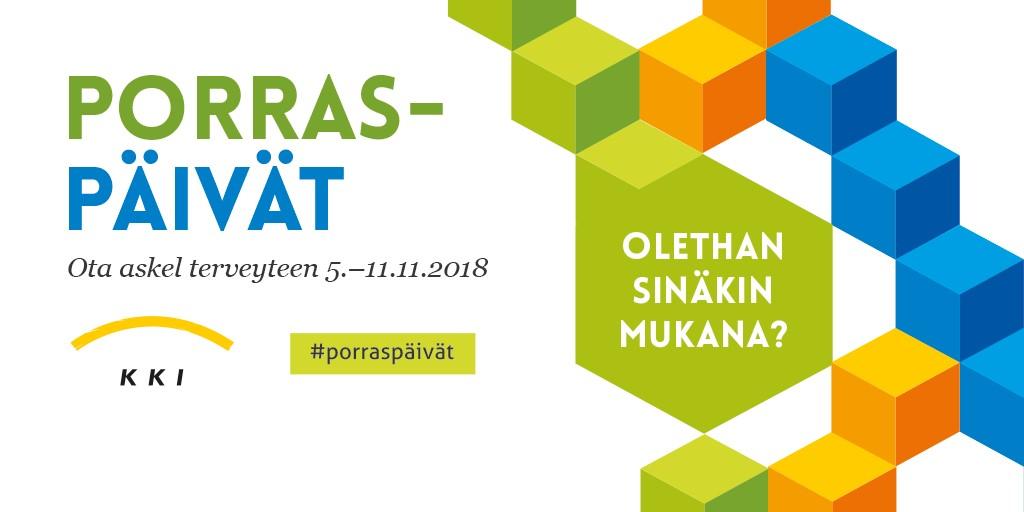 Porraspäivät-kampanjan mainos. vuodelta 2018.