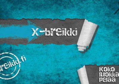 X-breikki