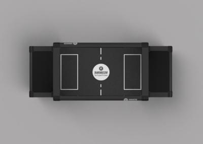 Subsoccer-jalkapallopöytä.